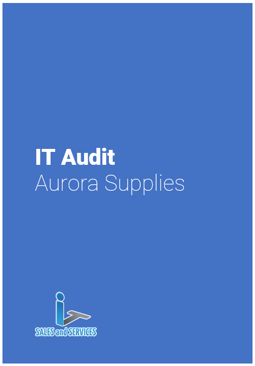 IT Audit Sample