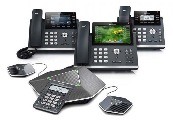 Yealink Phone sytems